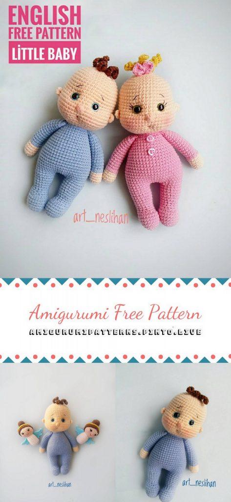 Chef Felton- Crochet Amigurumi Pattern PDF- English | 1024x473