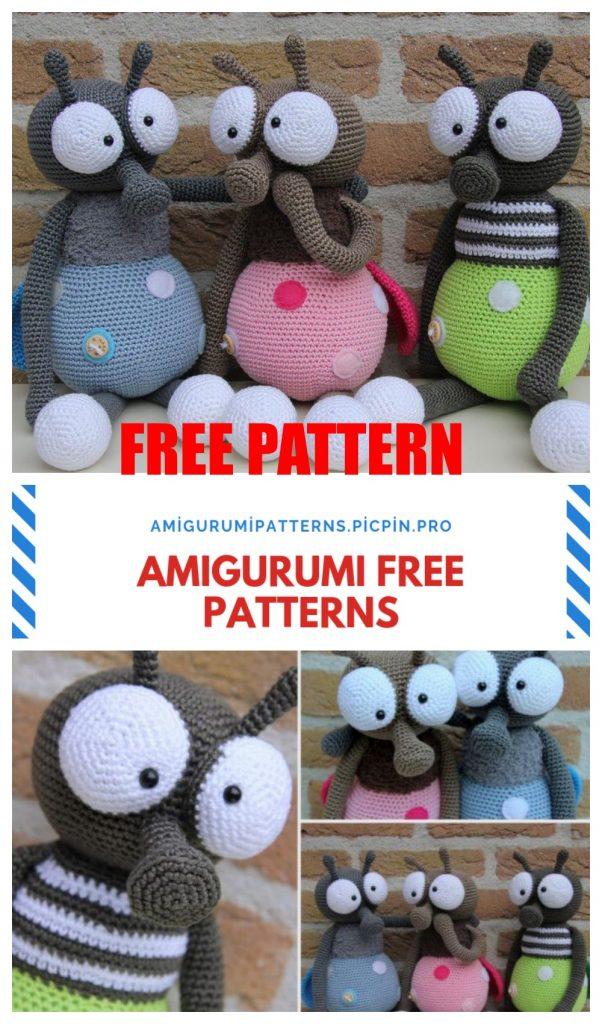 Gato – Amigurumi Patterns | 1024x602