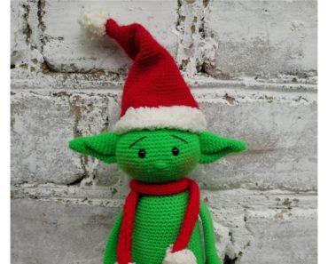 Crochet Elf / Christmas Elf / Amigurumi Elf / Plush Elf Toy / | Etsy | 297x370